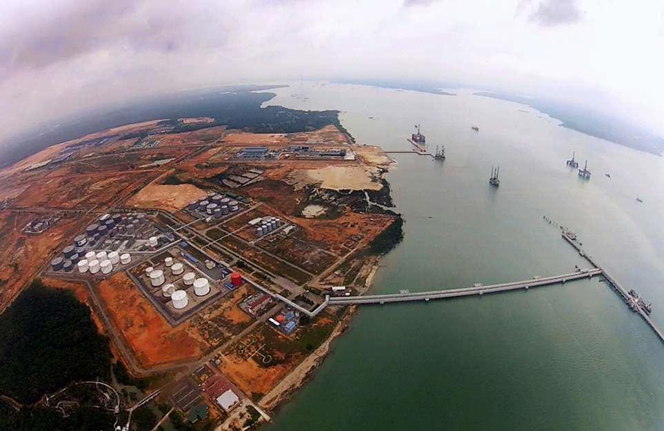 Tanjung Langsat Port