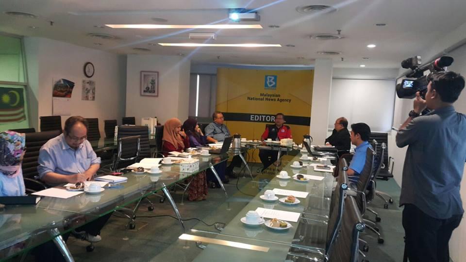 Special briefing on PIPC at BERNAMA