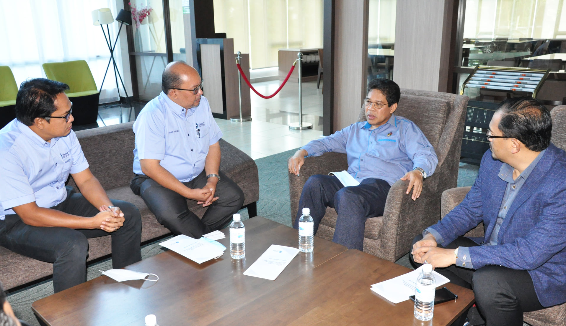Visit from Negeri Sembilan State Government