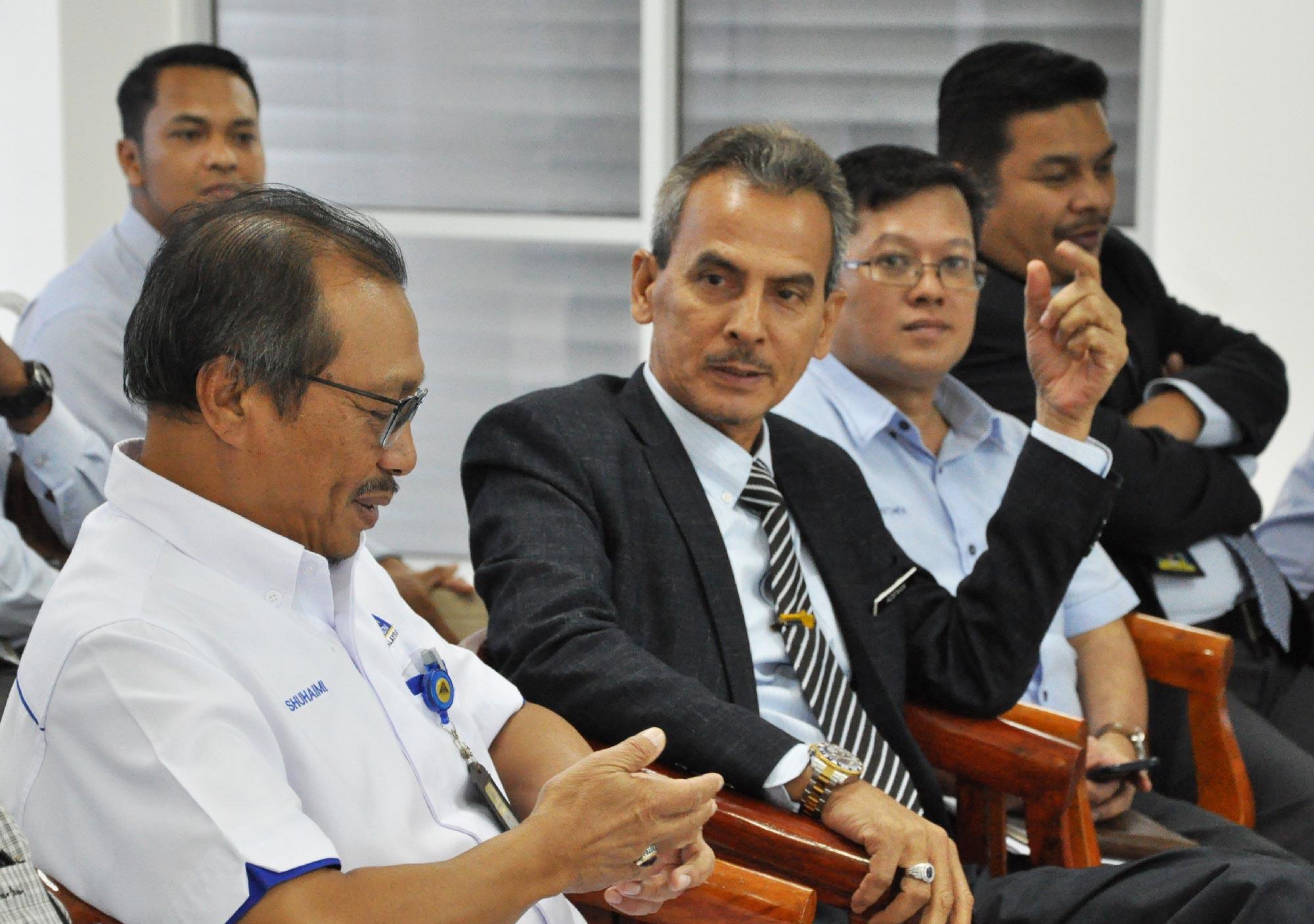 Visit by Lembaga Hasil Dalam Negeri (LHDN) to Pengerang Integrated Petroleum Complex (PIPC)