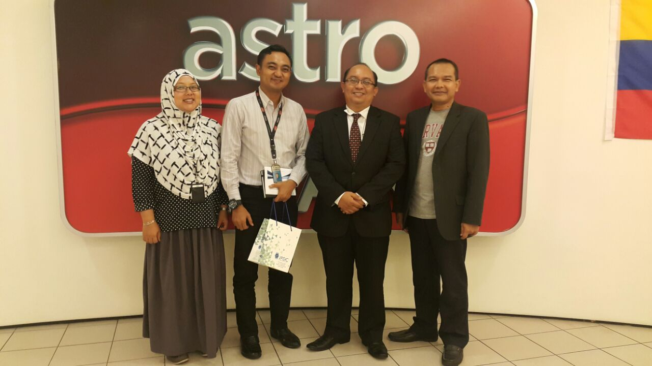 Special Briefing on JPDC at Astro Awani