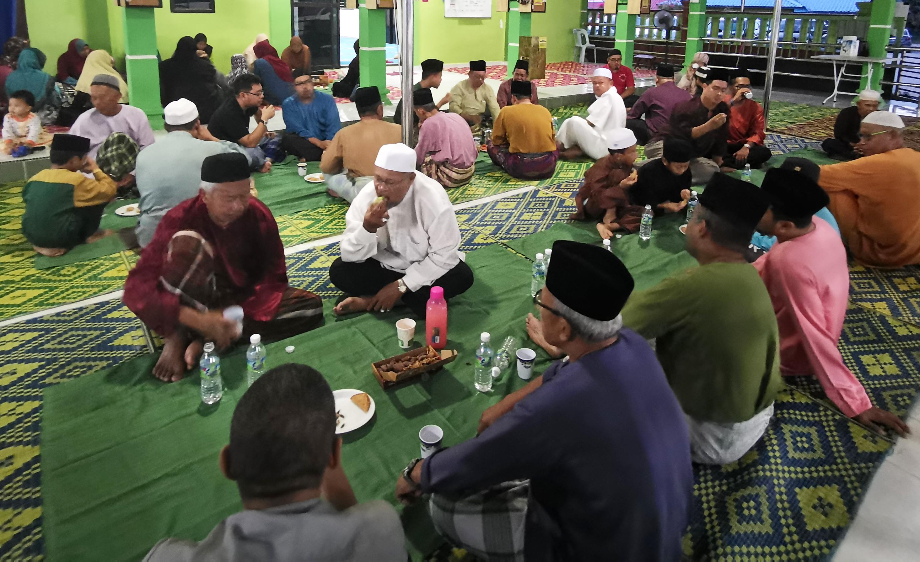 Ziarah Ramadan 2: Masjid Ar-Rashid, Masjid Jamek Kampung Lepau